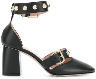 RED Valentino Dottyred studded pumps