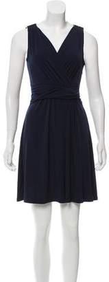 MICHAEL Michael Kors Tonal Stitched Mini Dress