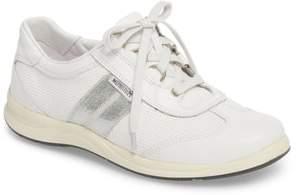 Mephisto Laser Perforated Walking Shoe