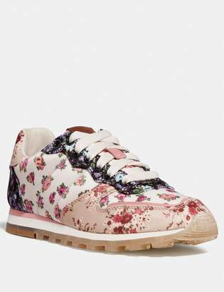Coach C118 With Mixed Floral Print