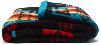 Pendleton Chief Joseph Wool And Cotton Blend Blanket - Black Multi