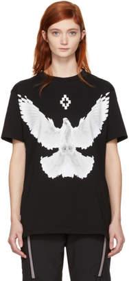 Marcelo Burlon County of Milan Black Dove T-Shirt