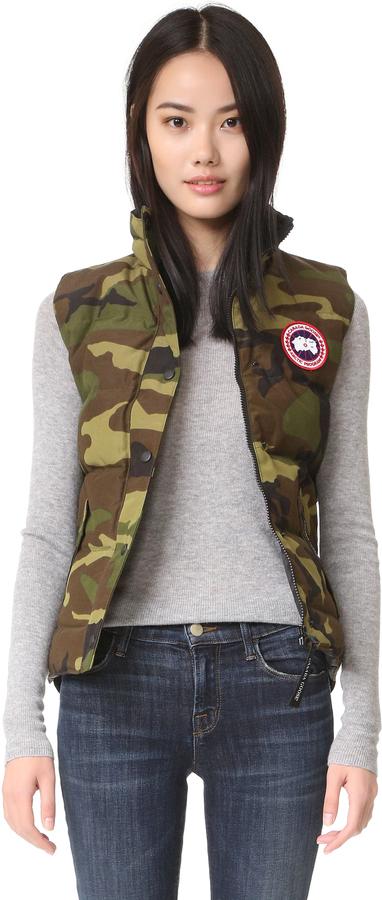 Canada GooseCanada Goose Freestyle Vest