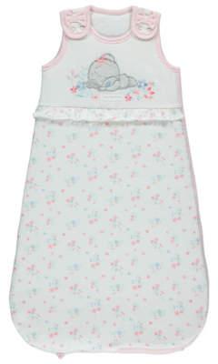 George Floral Tatty Teddy 2.5 Tog Sleeping Bag
