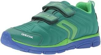 Geox Boys' Torque 7 Sneaker