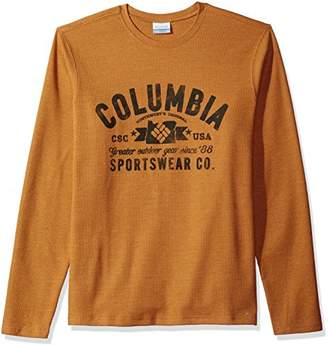 Columbia Men's Ketring Graphic Long Sleeve Shirt