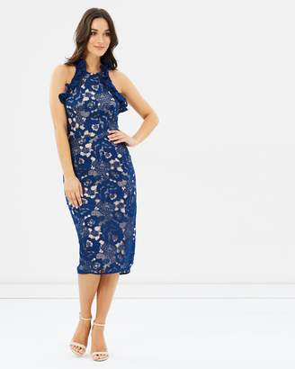 Cooper St Sky Beauty High Neck Dress
