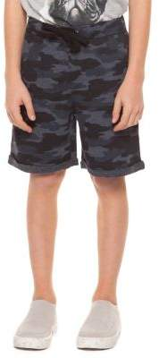 Dex Boy's Camo Shorts