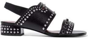 3.1 Phillip Lim Studded Leather Slingback Sandals