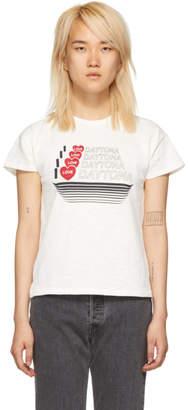 Rag & Bone White Daytona Vintage T-Shirt