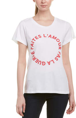 French Connection Fates L'amour T-Shirt