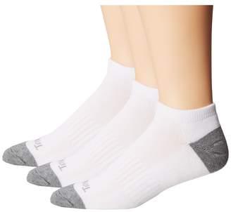 Timberland TM30407 No Show 3-Pair Pack Men's No Show Socks Shoes