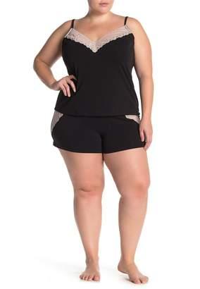 Cosabella x Eloquii Ferrara Sleep Boxer Shorts (Plus Size)