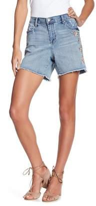 Jessica Simpson Mika Best Friend Jean Shorts