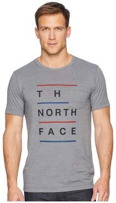 The North Face Americana Tri-Blend Pocket Tee Men's T Shirt