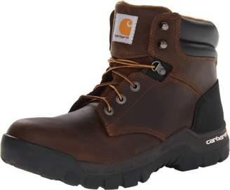 "Carhartt Men's 6"" Rugged Flex Waterproof Soft Toe Work Boot CMF6066"