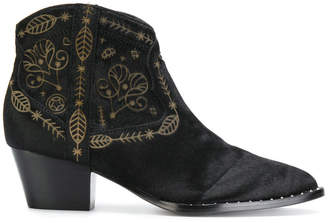 Ash Hysteria ankle boots