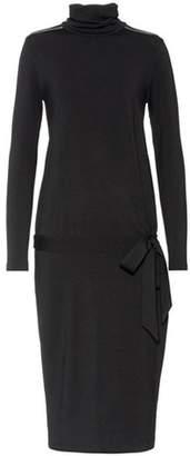 Brunello Cucinelli Knitted wool dress