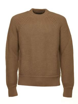 Prada Raglan Sleeve Knit Sweater