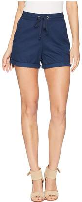 Roxy Love At Two Non-Denim Elastic Waist Shorts Women's Shorts