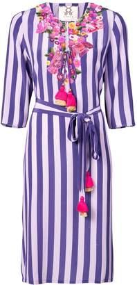 Figue Julia striped dress