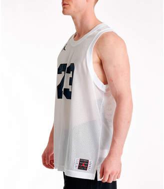 Nike Men's Jordan Legacy AJ11 Snakeskin Basketball Jersey Tank