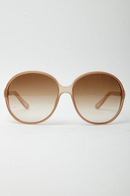 Balenciaga Sunglasses - Honey