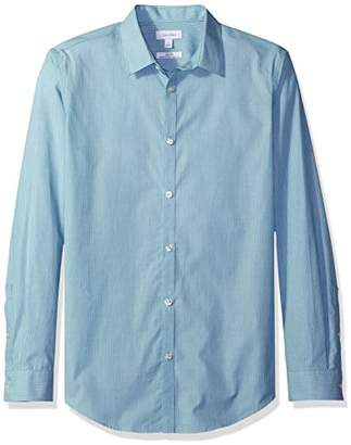 Calvin Klein Men's Extra Fine Cotton Button Down Shirt