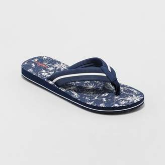 Goodfellow & Co Men's Ronnie Flip Flop Sandals - Goodfellow & Co Deep Navy