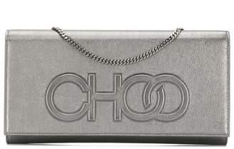 a1e8d60e2a501 Jimmy Choo Silver Clutches - ShopStyle