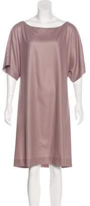 Elizabeth and James Knee-Length Kimono Dress