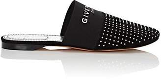 Givenchy Women's Bedford Velvet Mules - Black
