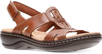 Clarks Collection Women's Leisa Vine Sandals Women's Shoes