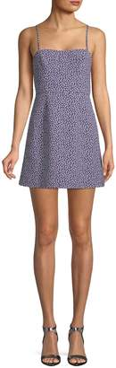 French Connection Women's Floral Mini Dress