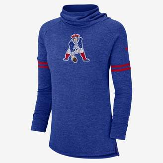 Nike NFL Patriots) Women's Long Sleeve Top