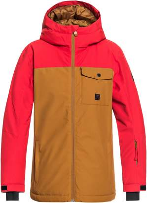 Quiksilver (クイックシルバー) - Quiksilver Mission Waterproof Insulated Hooded Jacket