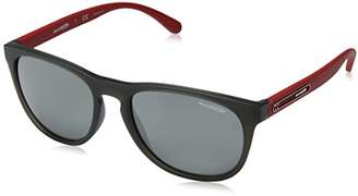 Arnette Men's Hardflip Non-Polarized Iridium Square Sunglasses