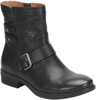 Comfortiva Tooled Leather Boots - Torrance