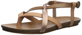 Blowfish Women's Granola-B Flat Sandal 9 Medium US