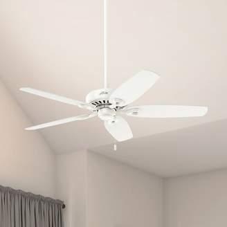 """Hunter Fan 52"""" Builder Elite 5 Blade Ceiling fan Fan"""