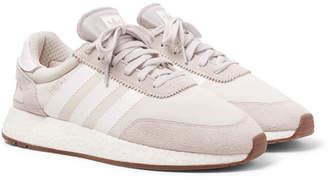 adidas I-5923 Suede-Trimmed Neoprene Sneakers