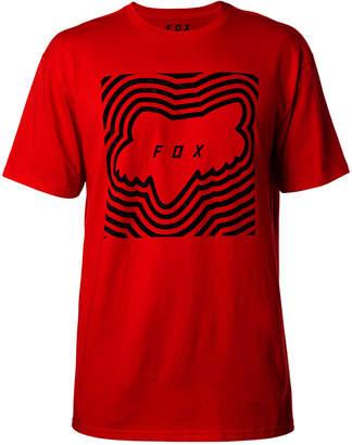 Fox Men's Jargon Logo-Print T-Shirt