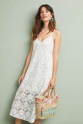 Cynthia Rowley Maya Lace Slip Dress