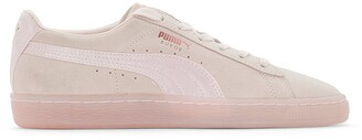 1618cb3188 Puma WN Suede CL Satin Trainers
