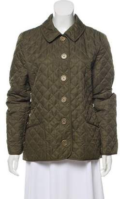 Burberry Casual Quilted Jacket