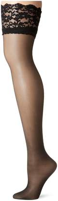 Berkshire Women's Trend Back Seam Thigh High Stocking 1325