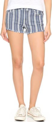 7 For All Mankind Cutoff Shorts $149 thestylecure.com