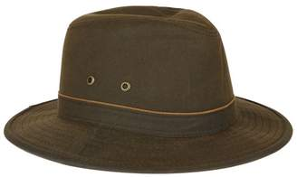 Stetson Ava Waxed Cotton Hat