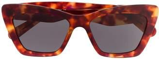 Salvatore Ferragamo Eyewear cat eye sunglasses