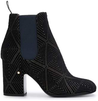 Laurence Dacade patterned ankle boots